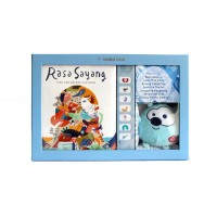 Rasa Sayang Sing-and-Record Fun Book [Gift Set]