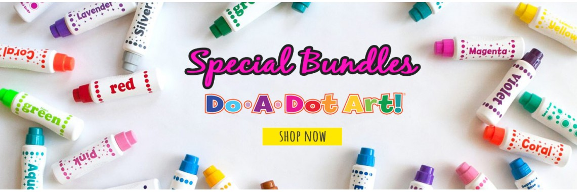 Dot-Art Bundles