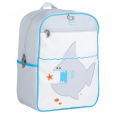 Big Kid Backpack: Nigel (Shark)