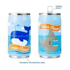 Cozy Can: Lucas (Whale)