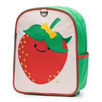 Little Kid Backpack: Alejandra (Strawberry)