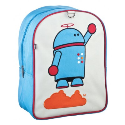 Little Kid Backpack: Alexander (Robot)
