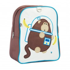 Little Kid Backpack: Dieter In Space (Monkey)
