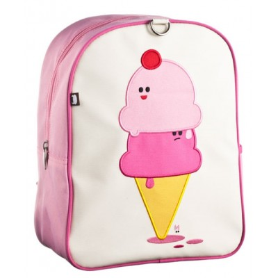 Little Kid Backpack: Dolce & Panna (Ice Cream)