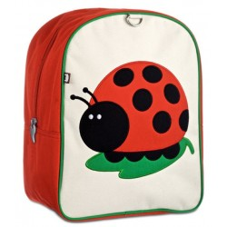 Little Kid Backpack: Juju (Ladybug)