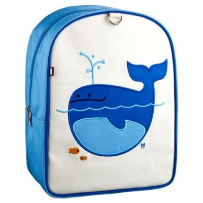 Little Kid Backpack: Lucas (Whale)