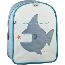 Little Kid Backpack: Nigel (Shark)