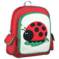 Big Kid Backpack: Juju (Ladybug)