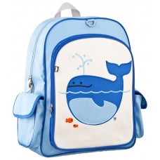 Big Kid Backpack: Lucas (Whale)