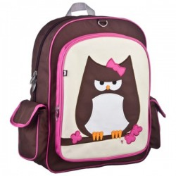 Big Kid Backpack: Papar (Owl)
