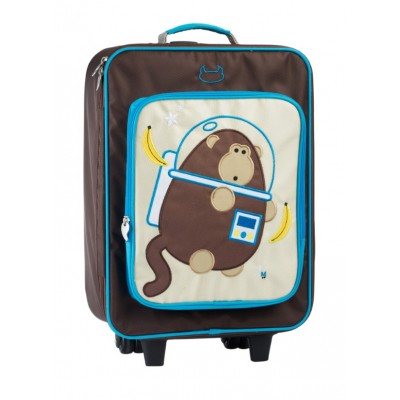 Wheelie Bag: Dieter In Space (Monkey)