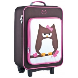 Wheelie Bag: Papar (Owl)