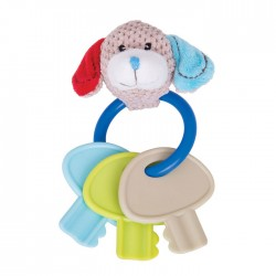 Bruno Key Rattle