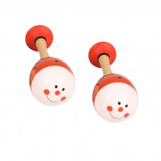 Animal Maracas (One Pair - Ladybug)