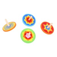 Snazzy Spinning Tops