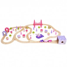Fairy Town Train Set