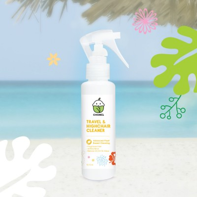 Travel & Highchair Cleaner 100ml