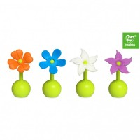 Silicone Breast Pump Flower Stopper (Assorted)