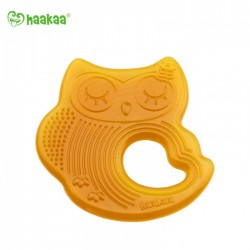 Natural Owl Sleeping Teether