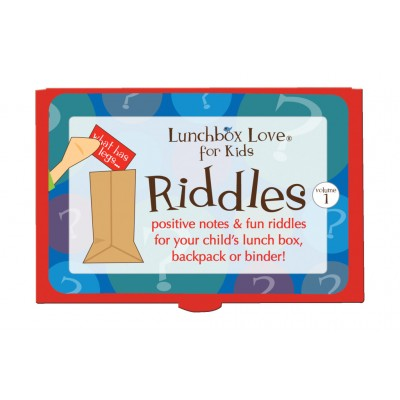Lunchbox Love® For Kids Riddles Volume 1