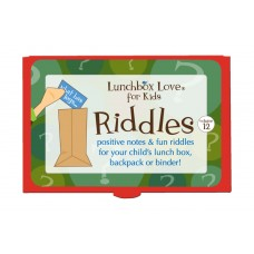 Lunchbox Love® For Kids Riddles Volume 12