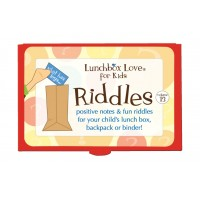 Lunchbox Love® For Kids Riddles Volume 13