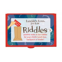 Lunchbox Love® For Kids Riddles Volume 14