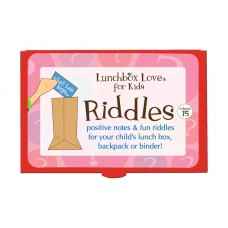 Lunchbox Love® For Kids Riddles Volume 15