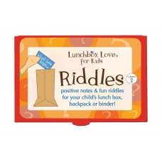 Lunchbox Love® For Kids Riddles Volume 2