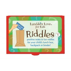 Lunchbox Love® For Kids Riddles Volume 3