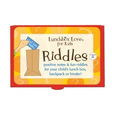 Lunchbox Love® For Kids Riddles Volume 6