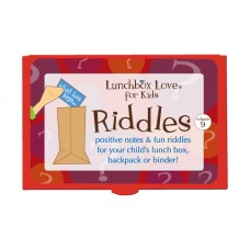 Lunchbox Love® For Kids Riddles Volume 9