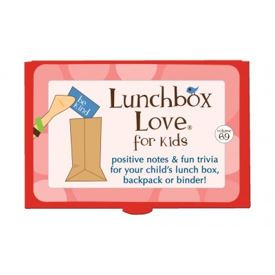 Lunchbox Love® For Kids – Volume 69