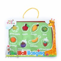 Wall Hanging - Fruits