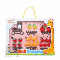 Wall Hanging - Counting Number Wall