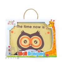 Wall Hanging - Tell The Time