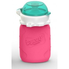 Squeasy Snacker 3.5oz - Pink