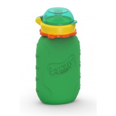 Squeasy Snacker 6oz - Green