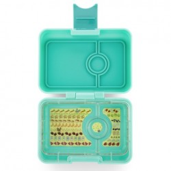 Yumbox MiniSnacks - Surf Green